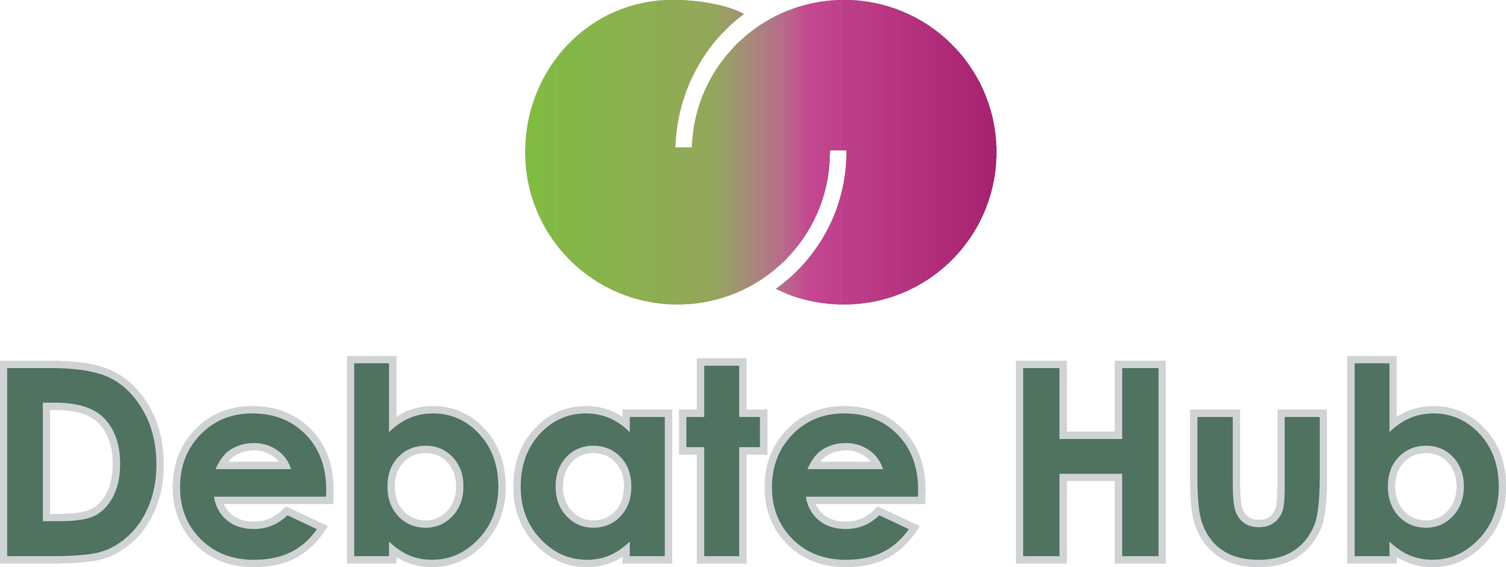 DebateHub - Logo